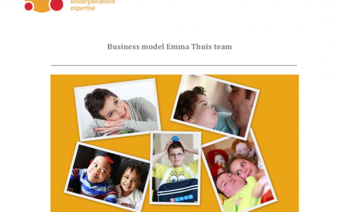 Business model Emma Thuis team
