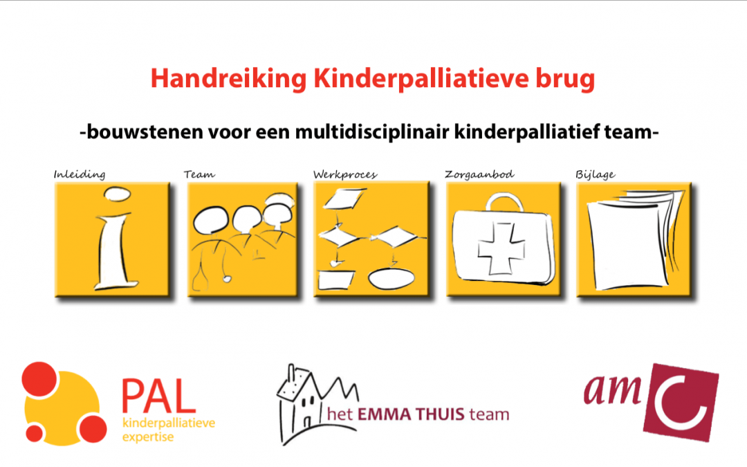 Handreiking Kinderpalliatieve brug